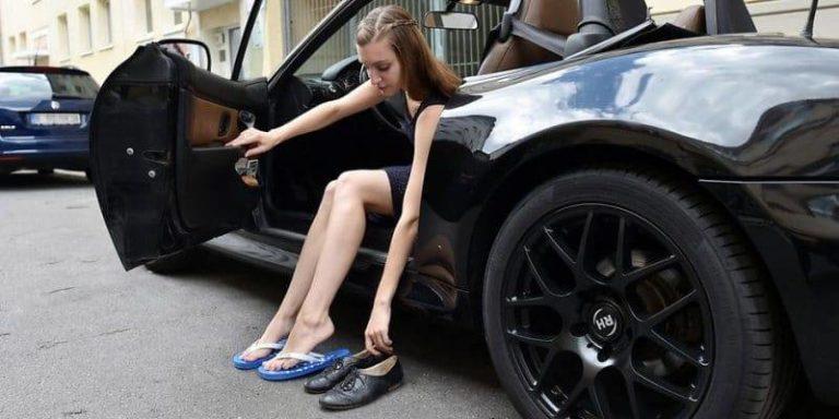 На каблуках или в шлепках за рулем? В Европе можно угодить в тюрьму