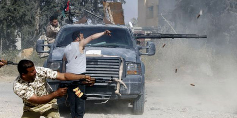 ЛНА требует от мирового сообщества остановить преступления Турции в Ливии