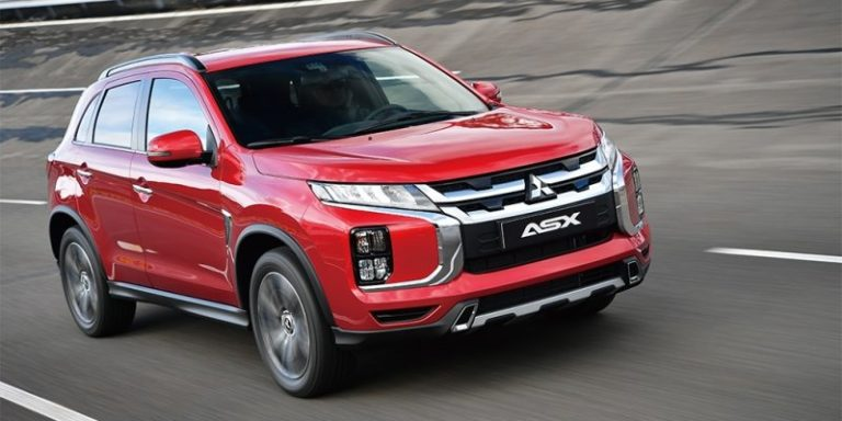 Mitsubishi назвала рублевые цены нового ASX
