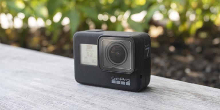 Выбор экшен-камеры