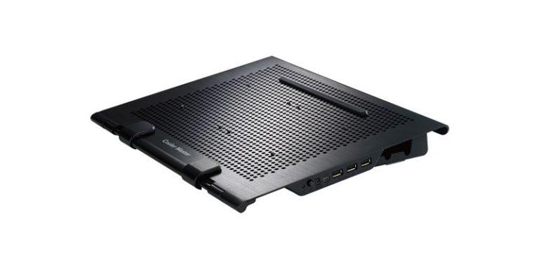 Как собрать охлаждающую подставку для ноутбука CoolerMaster NotePal U3